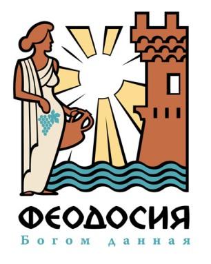 туристический логотип Феодосии