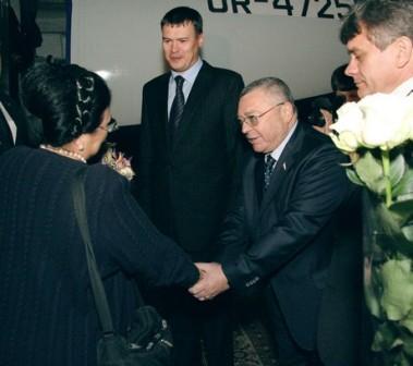 Руководители Крыма и глава Российского императорского дома