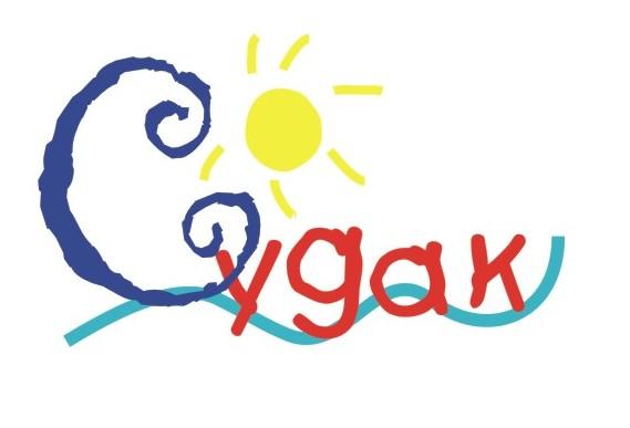 """Один из логотипов Судака, предложенный фирмой """"Соло-Рич"""""""
