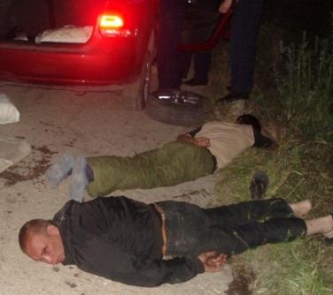 Крымская ГАИ поймала разбойников, угнавших авто у московского пенсионера (ФОТО)