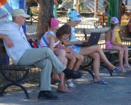 Бесплатный интернет в Крыму