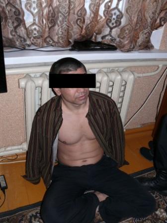 Под Симферополем поймали экстремиста с кучей взрывчатки