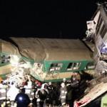 Два пассажирских  поезда на юге Польши не поделили путь: 15 жертв, 64 раненых