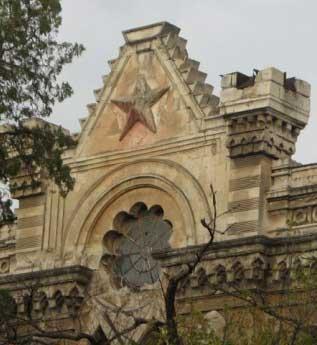 Симферопольская кенасса - молельный дом караимов