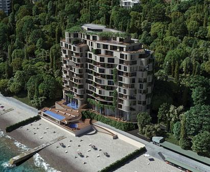 Ялта, жилой комплекс Opera Prima
