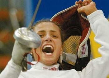 Олимпийская чемпионка Яна Шемякина из Львова