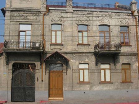 Историческое здание в Керчи