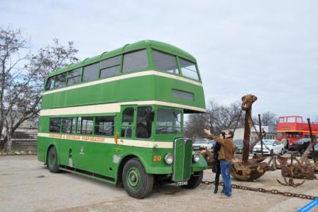 2-хэтажный автобус в севастополе