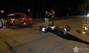 ДТП с участием Королевы Крыма произошло в Симферополе в час ночи