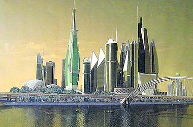 """Киев-Сити"" представят на выставке в Каннах"
