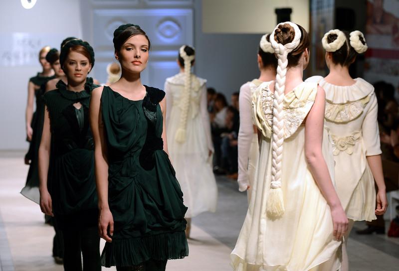 Мода в честь Юлии Тимошенко. Фото: ЕРА