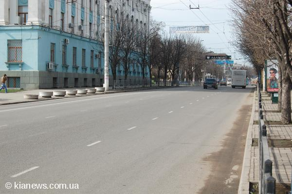 С сегодняшнего дня в Симферополе изменилась схема движения по восьми маршрутам общественного транспорта.