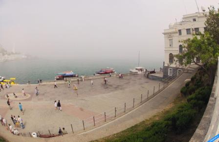 туман в севастополе 2