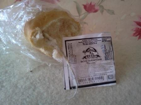 хлеб подделка