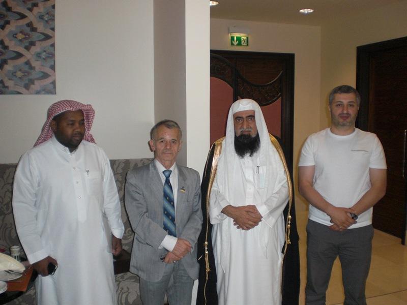 Муфтий главной мечети Мекки