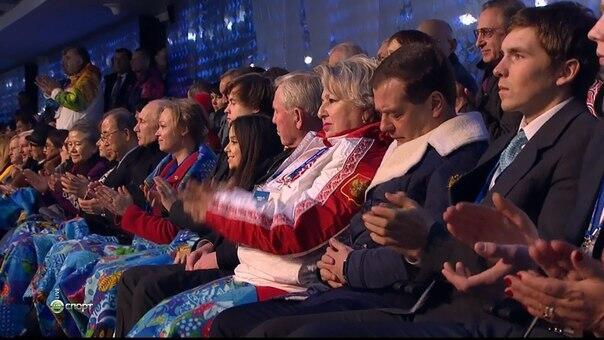 Medvedev spit na olimpiade