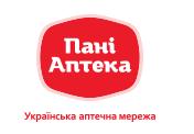 Логотип сети Панi Аптека