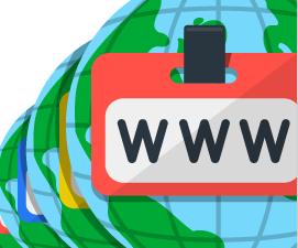 домены регистрация