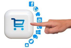 онлайн-торговля, покупки в интернете