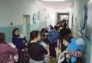 В Бахчисарайской поликлинике устроили столпотворение младенцев