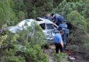 Под Судаком белорусские туристы на BMW упали в 100-метровую пропасть (ФОТО)