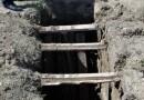 Под Симферополем золотоискатели разворошили братскую могилу расстрелянных евреев