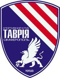 логотип крымского футбольного клуба Таврия