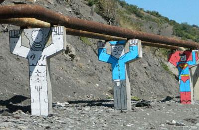 Алуштинское граффити