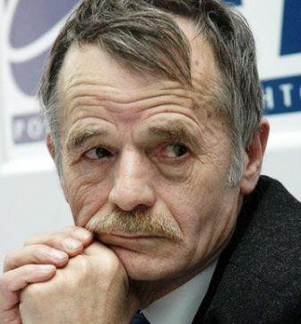 экс-глава Меджлиса Джемилев