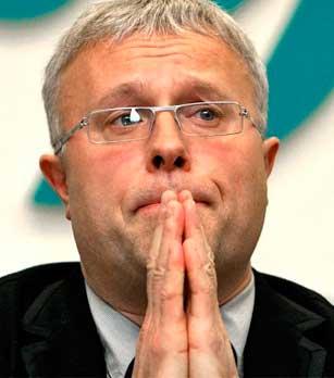 Олигарх из России Лебедев