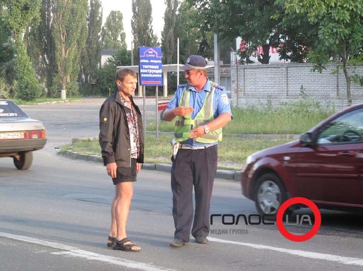 Подробности ДТП с участием Олега