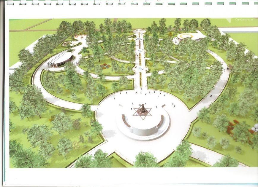 План реконструкции старого еврейского кладбища