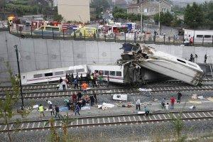 Поезд превысил скорость, как минимум, в два раза