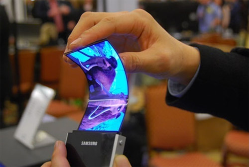 Смартфоны с гибкими дисплеями уже стали реальностью