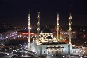 Мечеть Рамзана Кадырова в Чечне