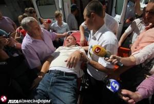 Петр Мельник будет под домашним арестом