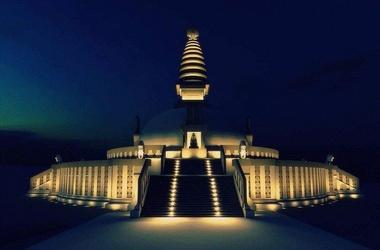 Памятник построят на Змеиной горе