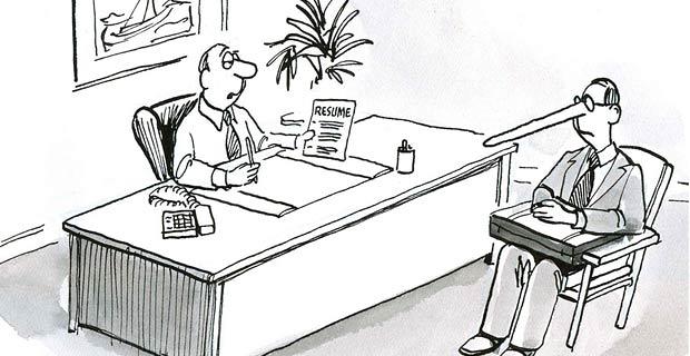 карикатура труд