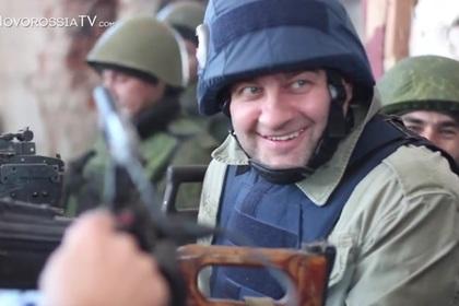 Михаил Пореченков в Донецке