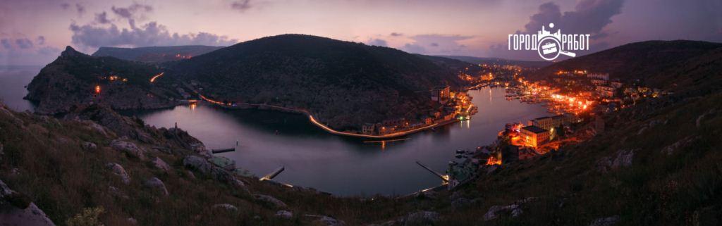 Крым, балаклава